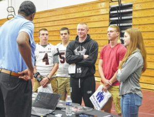 Logan County students explore college options