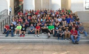 Indian Lake 8th graders explore Statehouse