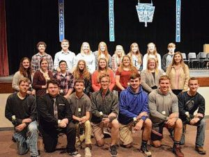 Indian Lake Honor Society taps new members
