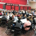 Event for athletes focuses on character, sportsmanship