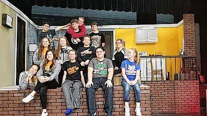 """The West Liberty-Salem Dramatics Society will present """"Once Upon A Pandora's Box"""" at the school Thursday, Nov. 9, at 7 p..m.; Friday, Nov. 10, at 7 p.m.; and Saturday, Nov. 11, at 1 and 7 p.m. Tickets are $7 at the door."""