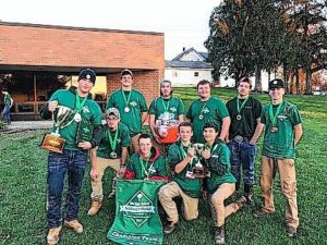 Outdoor Careers places 1st in Landscape Olympics