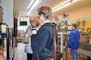 West Liberty shops offer Cabin Fever Family Outing