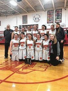 WL-S 8th grade team wins OHC title