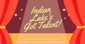 Auditions open for 'Indian Lake's Got Talent'