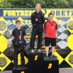 Local racer continues to do well