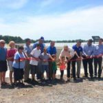 New dam opens with fanfare