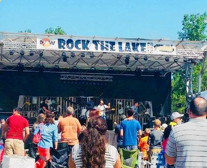 Christian bands will take the stage this weekend on Old Field Beach.